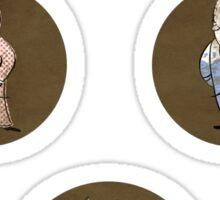 Bioshock - A Smart Splicer (stickers) Sticker