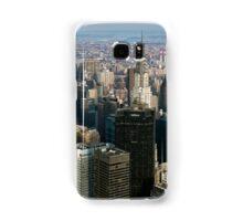 Midtown Manhattan Samsung Galaxy Case/Skin