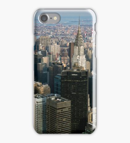 Midtown Manhattan iPhone Case/Skin