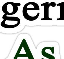 I'm As Nigerian As It Gets Sticker