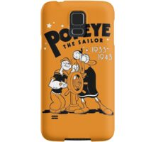 love popeye Samsung Galaxy Case/Skin