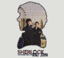 Sherlock and John: tagteam by 52films