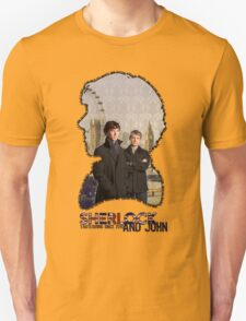 Sherlock and John: tagteam T-Shirt