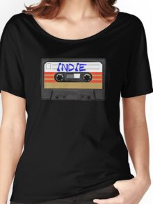 Indie Music Women's Relaxed Fit T-Shirt