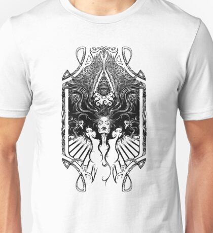 Goddess Nouveau Unisex T-Shirt