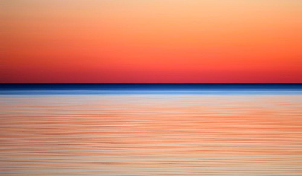 Hardings Beach Sunset by Christopher Seufert