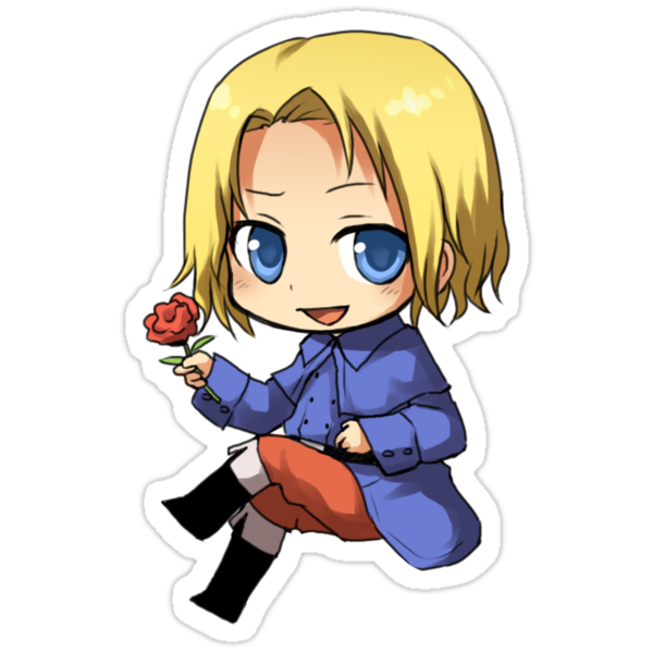 Hetalia France by banafria