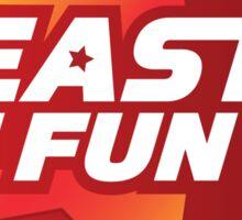 Feast of Fun - Official Sticker Sticker