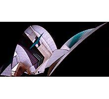 Sydney Opera House @ Sydney Vivid Festival II Photographic Print