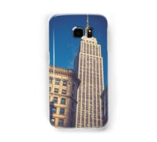 Under the Empire State Building Samsung Galaxy Case/Skin