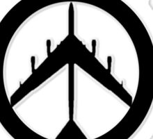 Peace - Like Daddy Used To Make Sticker