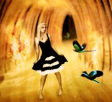 Nighttime  Echos by Diane Johnson-Mosley