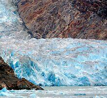 Glacier's End by RolandArnold