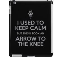 I Used to Keep Calm iPad Case/Skin