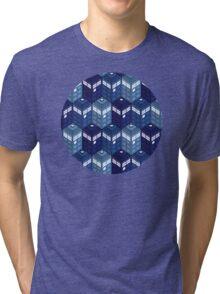Infinite Phone Boxes Tri-blend T-Shirt