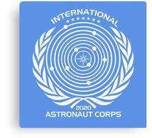 International Astronaut Corps Canvas Print