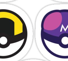 Pokeball Stickers Sticker