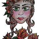 Gypsy Tattoo _ Roses by Mehdals