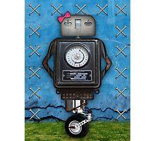 Mrs. Robot Photographic Print