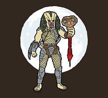 E.T. vs. Predator Unisex T-Shirt
