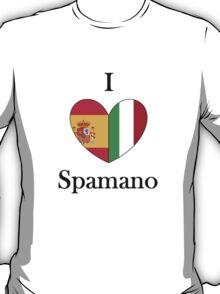 I heart Spamano T-Shirt