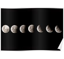 Partial Lunar Eclipse   Poster
