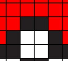 8-Bit Pokéball Sticker