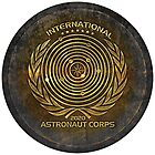 International Astronaut Corps 2 by Bob Bello