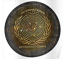 International Astronaut Corps 2 Poster