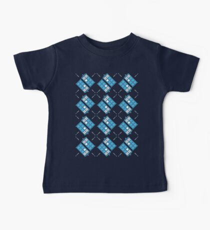 Gallifrey Argyle Kids Clothes