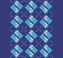 Gallifrey Argyle Unisex T-Shirt