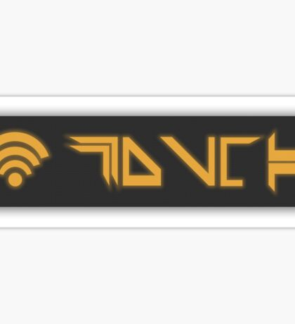 Doctor Who - Mobile WiFi Base Station Sticker