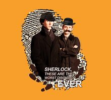 Sherlock & Watson in disguise Unisex T-Shirt