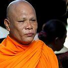 Hoi An - The Monk by byronbackyard