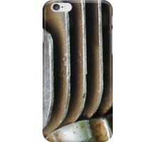 Engine Fins iPhone Case/Skin