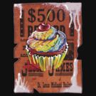 Jesse James' $500 Cupcake by marlene freimanis