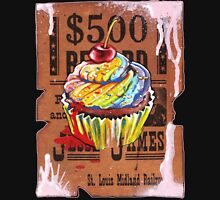 Jesse James' $500 Cupcake Womens Fitted T-Shirt