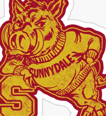 Sunnydale High - Sticker Sticker