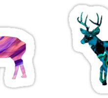 Deer 2 Sticker