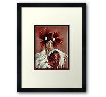 Anna May Wong 1905 - 1961 Framed Print