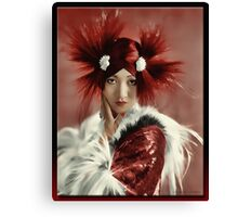 Anna May Wong 1905 - 1961 Canvas Print