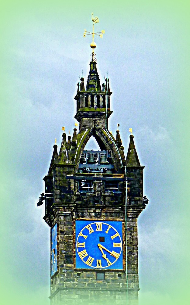 Tolbooth Steeple ~ Glasgow by ©The Creative  Minds