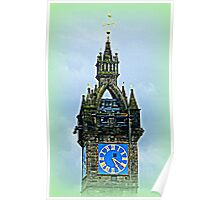 Tolbooth Steeple ~ Glasgow Poster