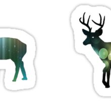 Deer 5 Sticker