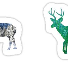 Deer 6 Sticker