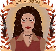 Zoe Washburne by Spencer Salberg
