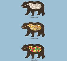 The Eating Habits of Bears Unisex T-Shirt
