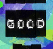 Make Good Art Neil Gaiman Quote Sticker