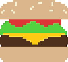Hamburger by robertdesigned