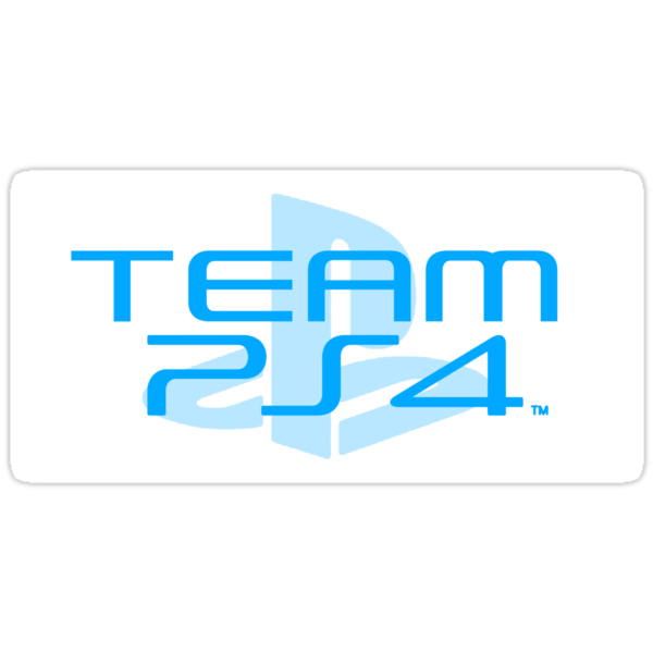 Team PS4 (Blue) by revsoulx3